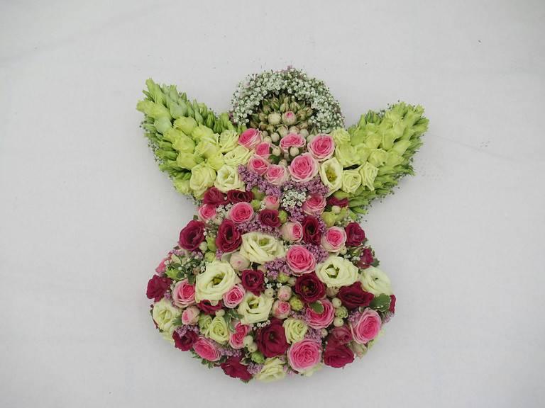 Header - Sonderformen Trauerfloristik | Blumenpavillon Burmester